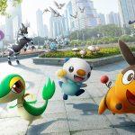 Pokemon Go -peli sai juuri uuden päivityksen ja lisää hahmoja