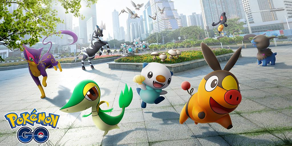 Pokémon GO laajenee – lisää Pokemoneja