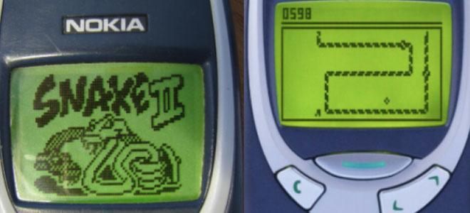 Snake 2 Nokia peli