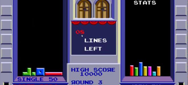 Tetris moninpeli